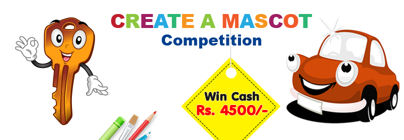 'Create a Mascot' Competition &  Win 70 USD
