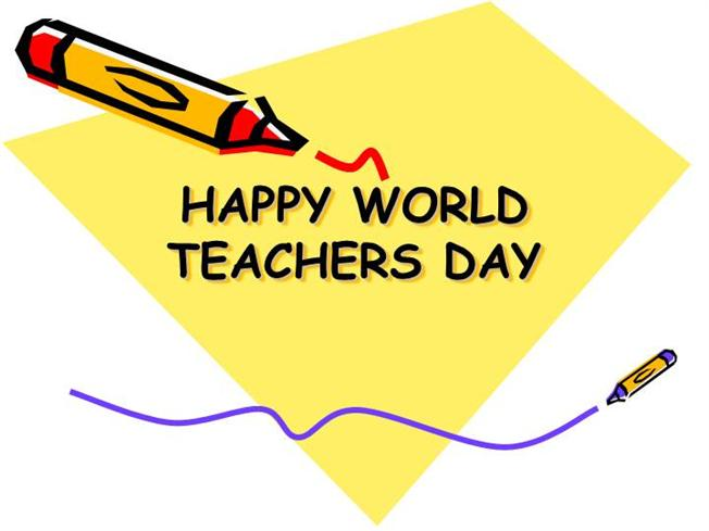 Celebrate - World Teachers Day