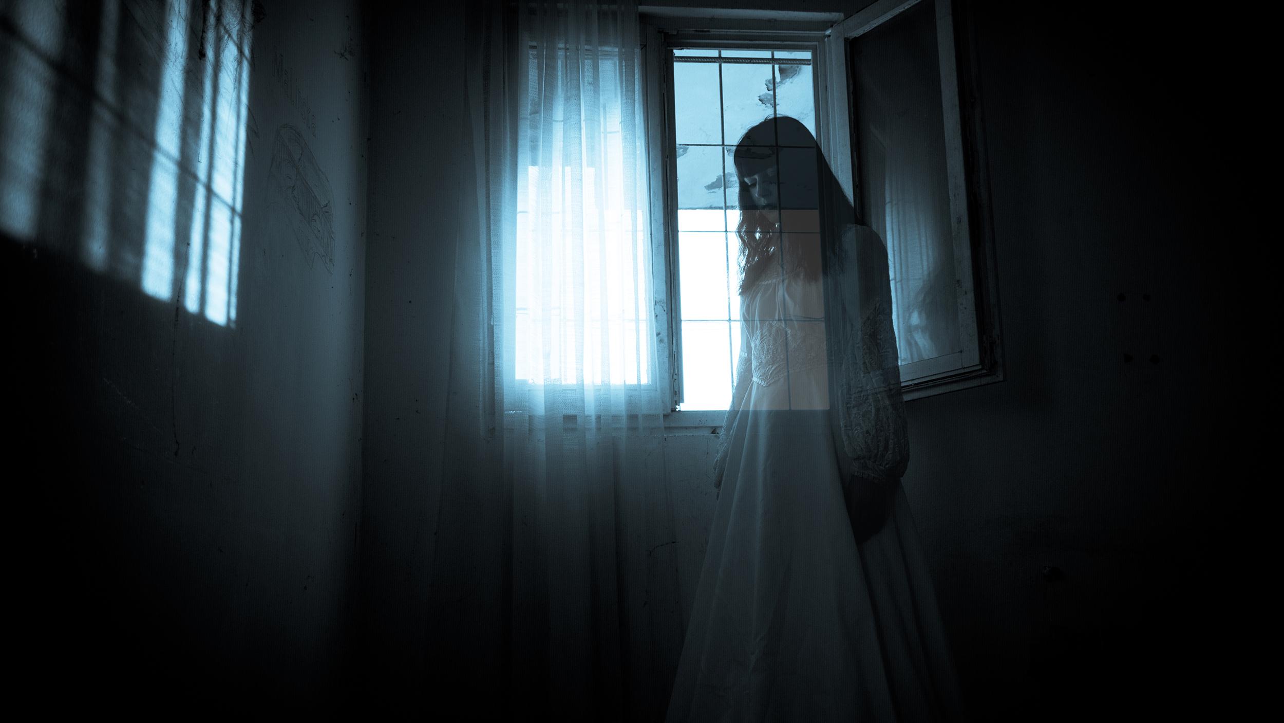 Imagine yourself Ghost