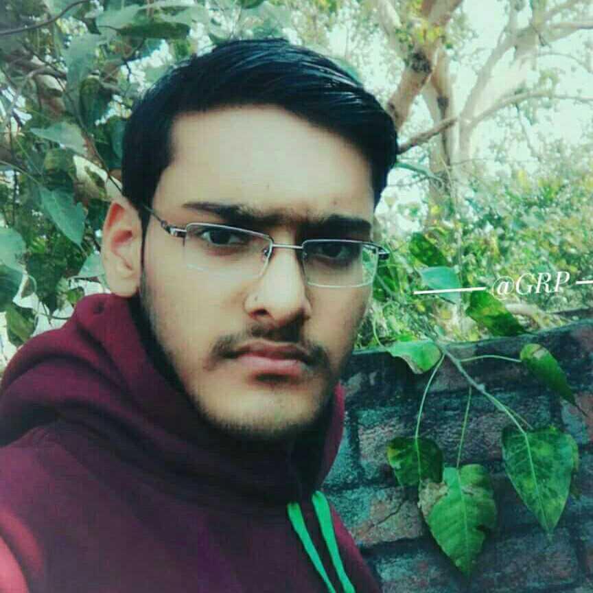 Gaurav Raj Pandey Simple, Single, Writer,Attitude.