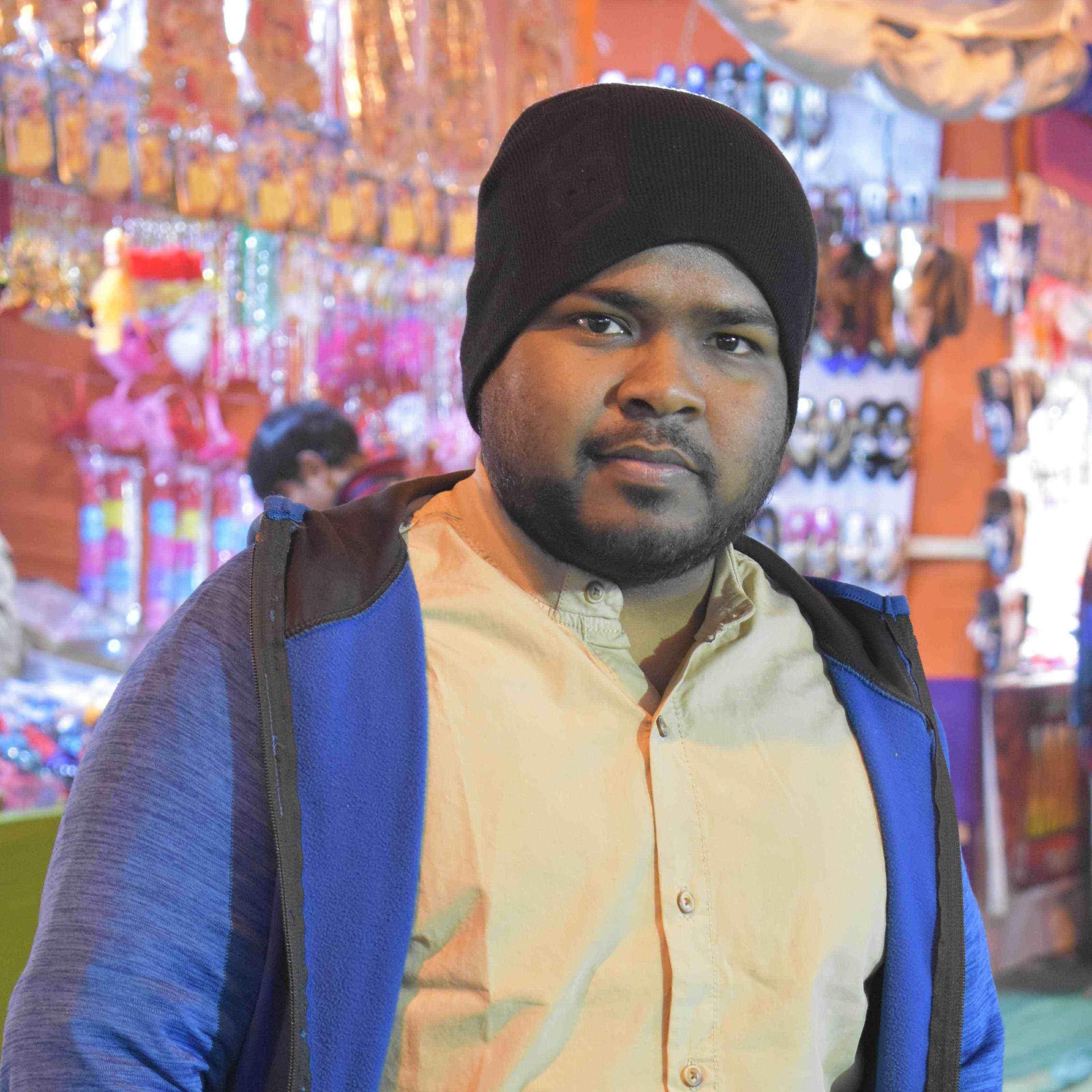 Ravi Ranjan Home City- Patna, Engineer, UPSC Aspirant, Scribbler