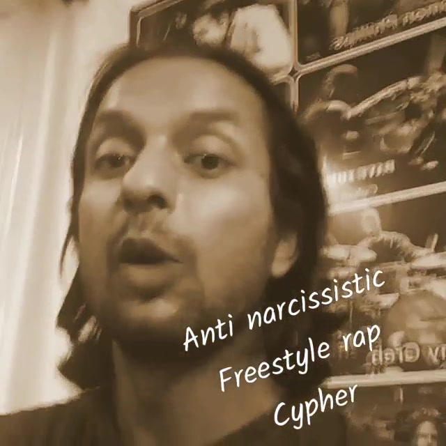 Anti narcissistic Freestyle rap Cypher