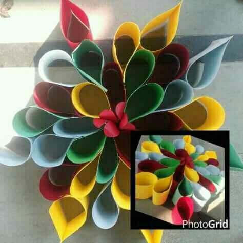 Paper Craft Design Nojoto Art Craft Nojotoart क छ Mind