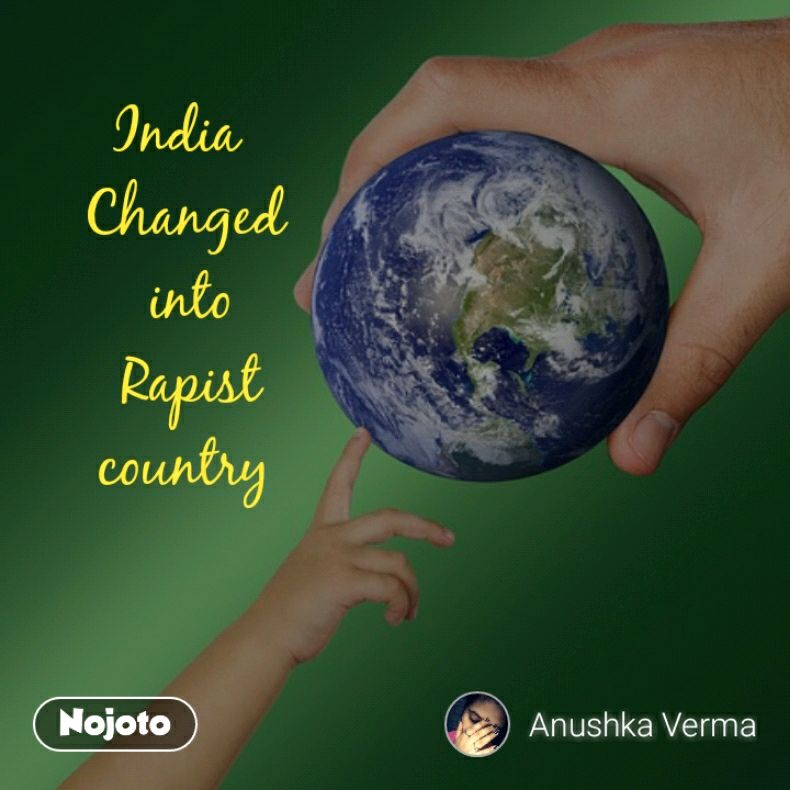 India  Changed  into  Rapist  country