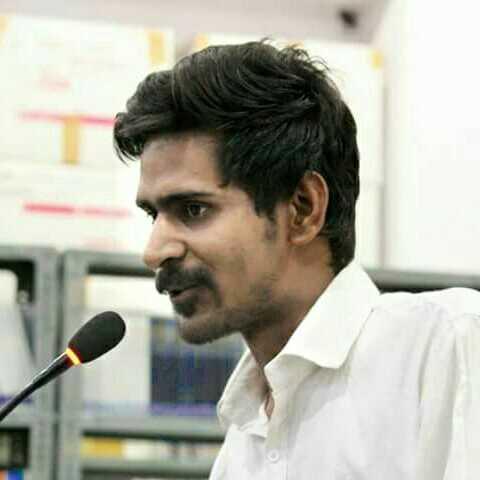 Vijay Gautam poetry lover😘