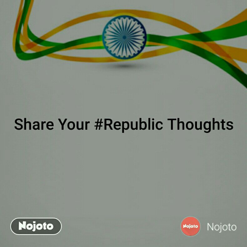 Share Your #Republic Thoughts