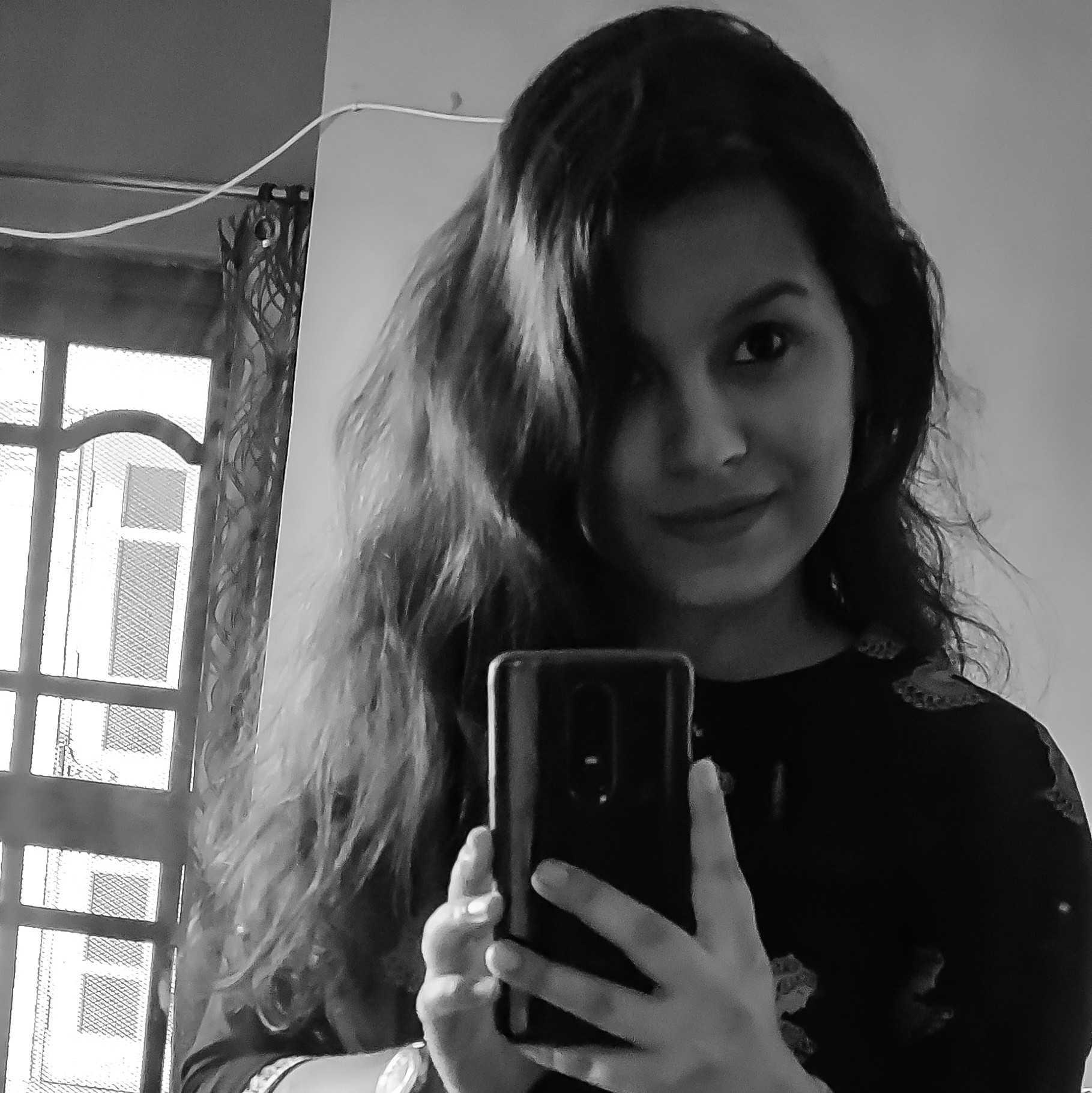 Subhashini Rana Insta - @abigparadox शायराना दिल 🖤