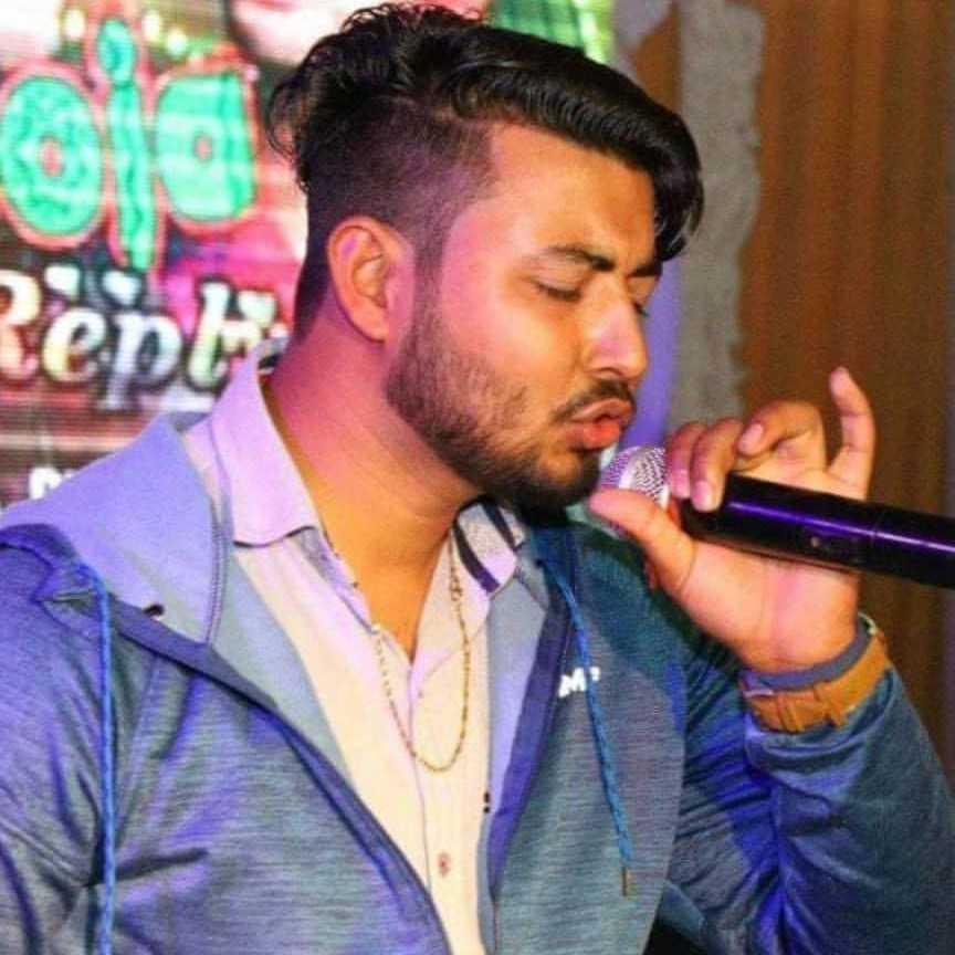 Arpit Pandit singer, lyricst, music