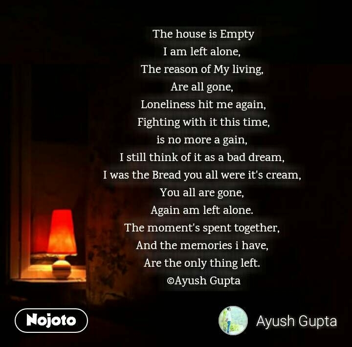 Poetry By Ayush Gupta Nojotoenglish Quotes Shayari Story Poem