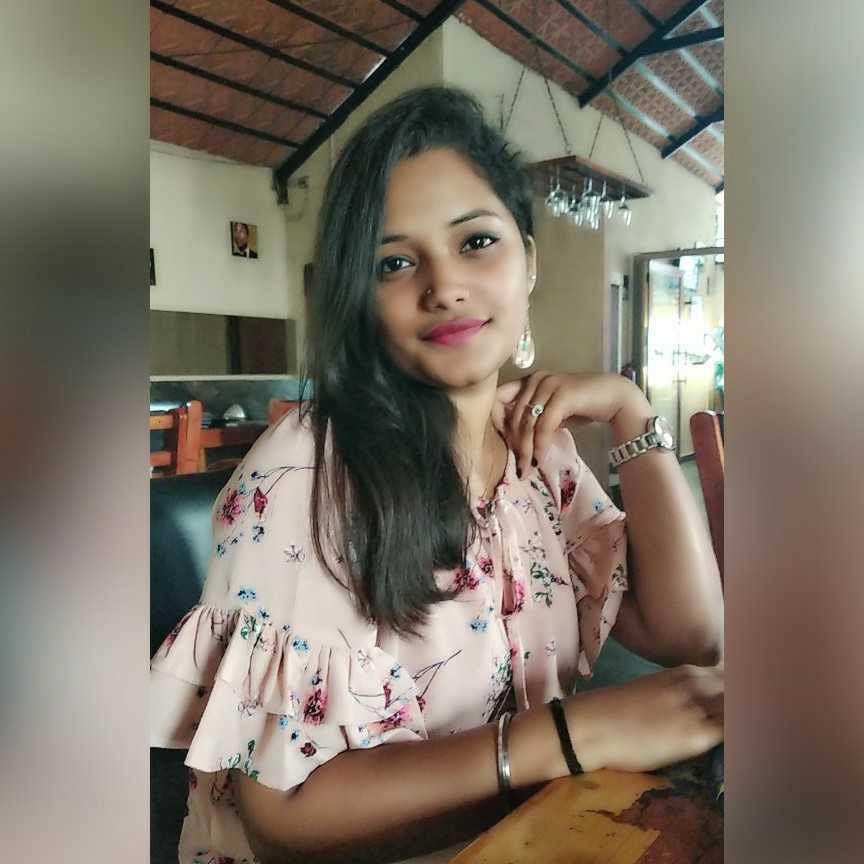 keerthi krishnan Vibrant and Positive