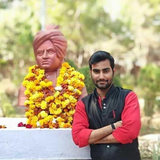 मयंक राठौर simple poetry simple life