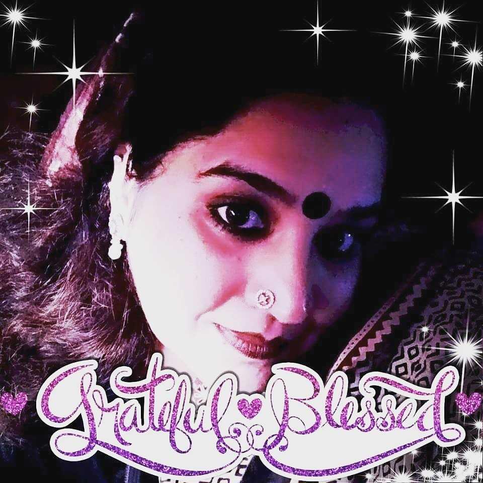 Jahnvee Saxena Bhattacharya A Seeker....A Learner...A Dancer...A Singer...A Poetess..