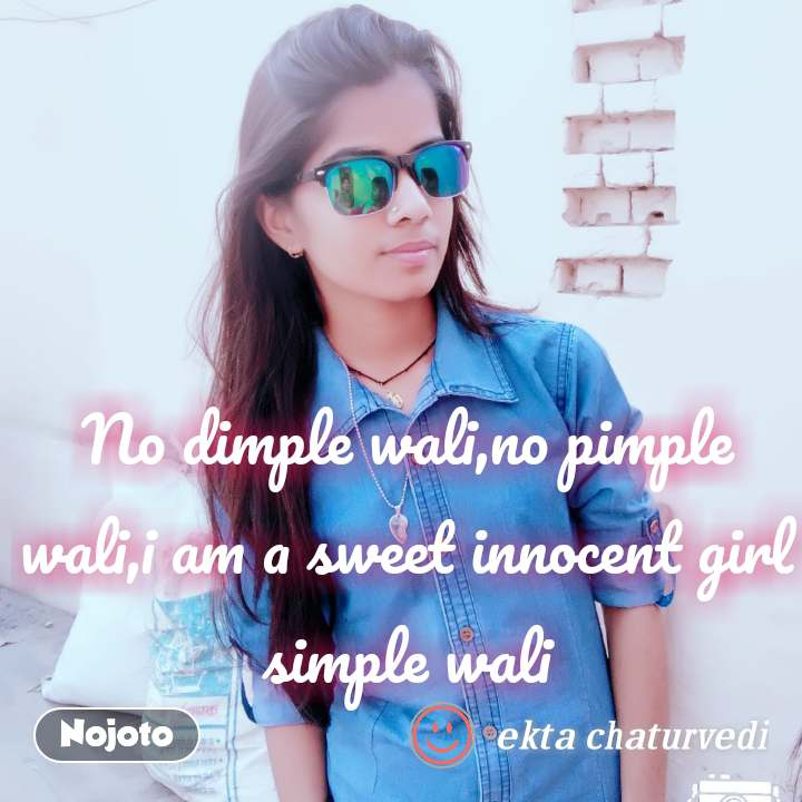 status for dimple girl