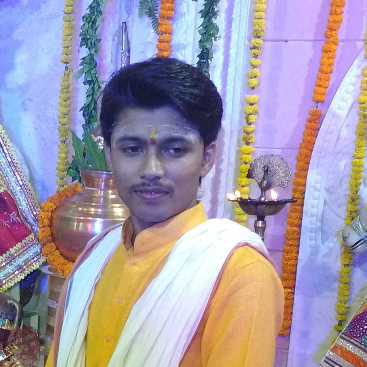praveen Dwivedi Karma is worship only