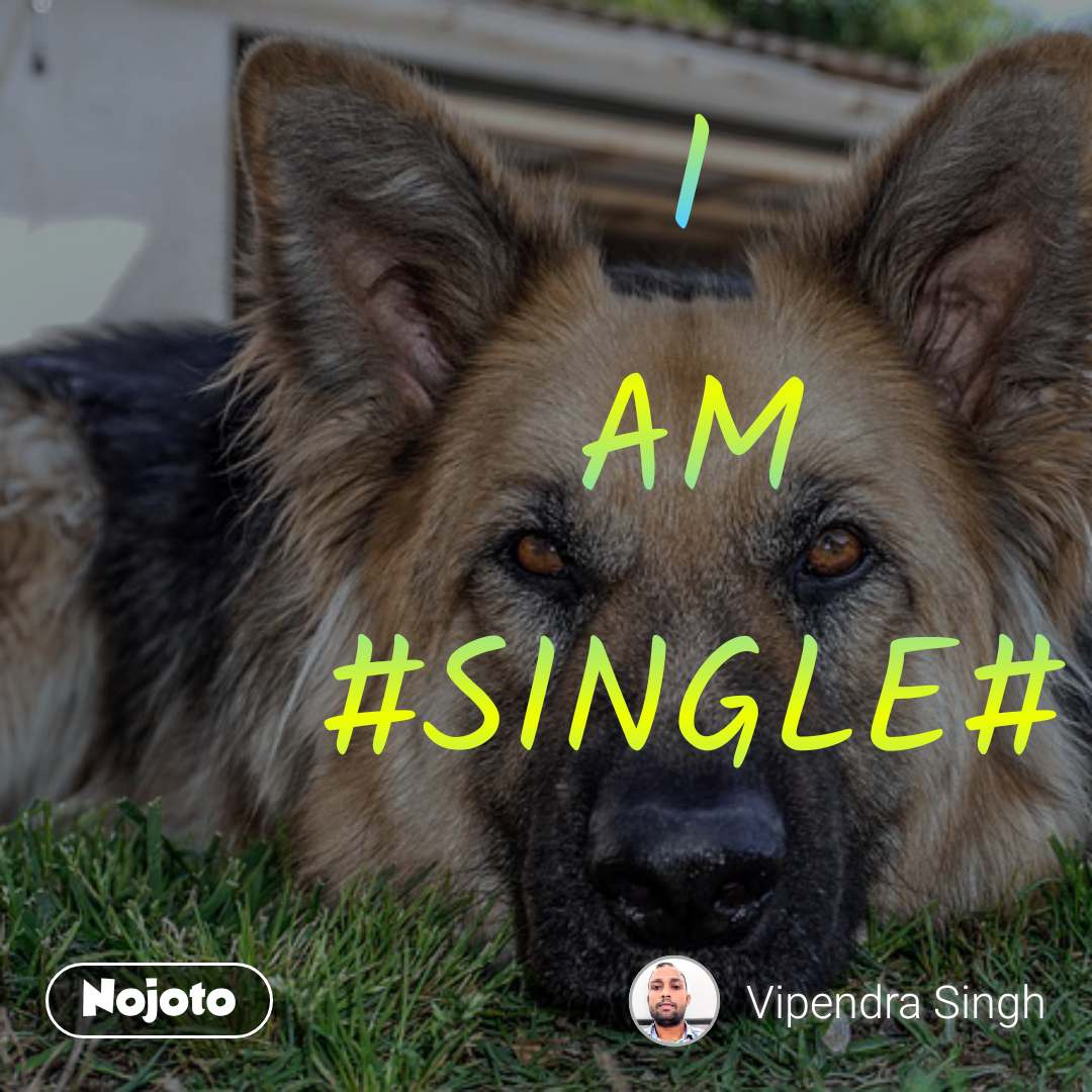 I AM #SINGLE#