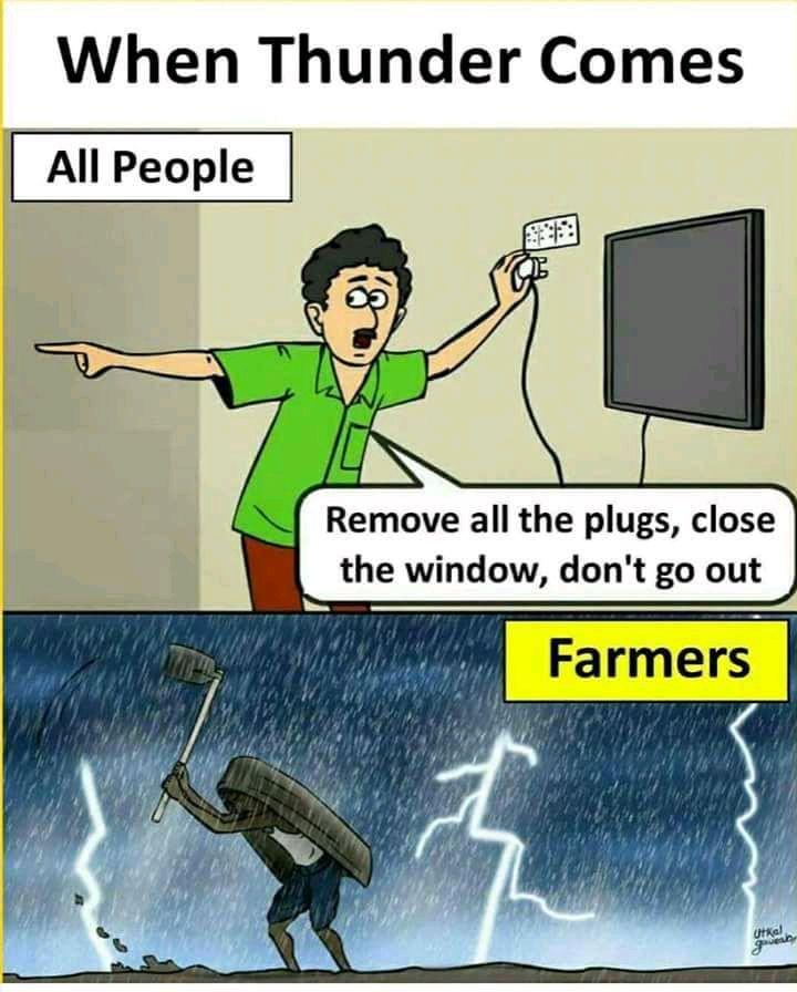 Respect A Farmer Quotes Shayari Story Poem Jokes Memes On Noj