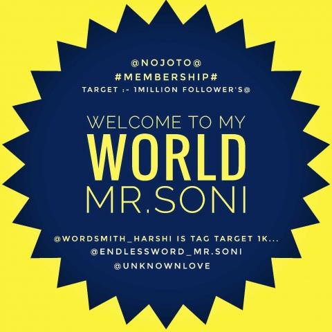 #EndlessWords__Mr.Soni🙏