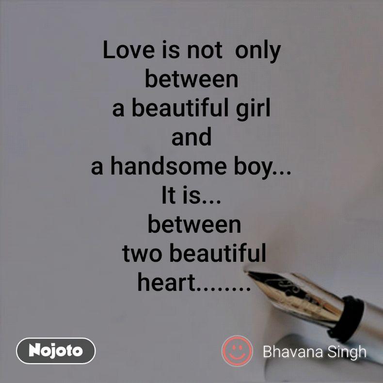 love is not poem