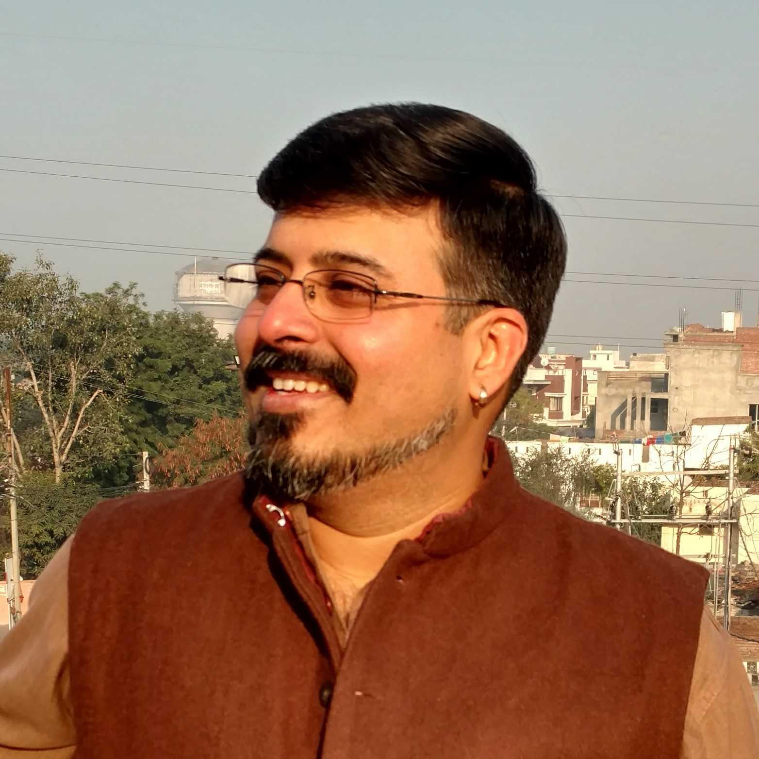 Deepak 'शाह' I am Deepak Shah 'शाह'.  A poet , novelist and a story teller.