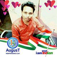 Rohit Kumar मुझे मेरे हिन्दी भाषी होने पर गर्व है