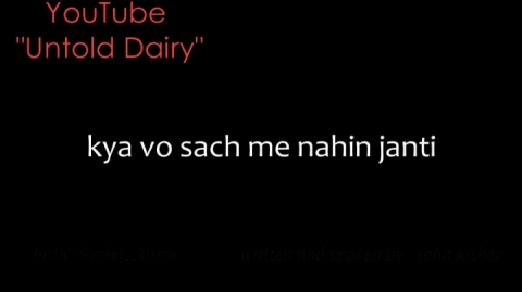 "YouTube  ""Untold Dairy"""