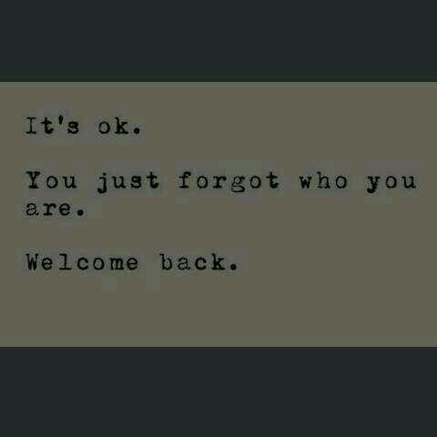 Its Ok Welcomeback Quotes Shayari Story Poem Jokes Memes On