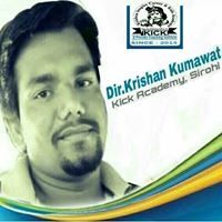 Dir. Krishan Kumawat Motivational Speaker And An Entrepreneur & Founder/Director - Krishna Group Of Education, Sirohi,