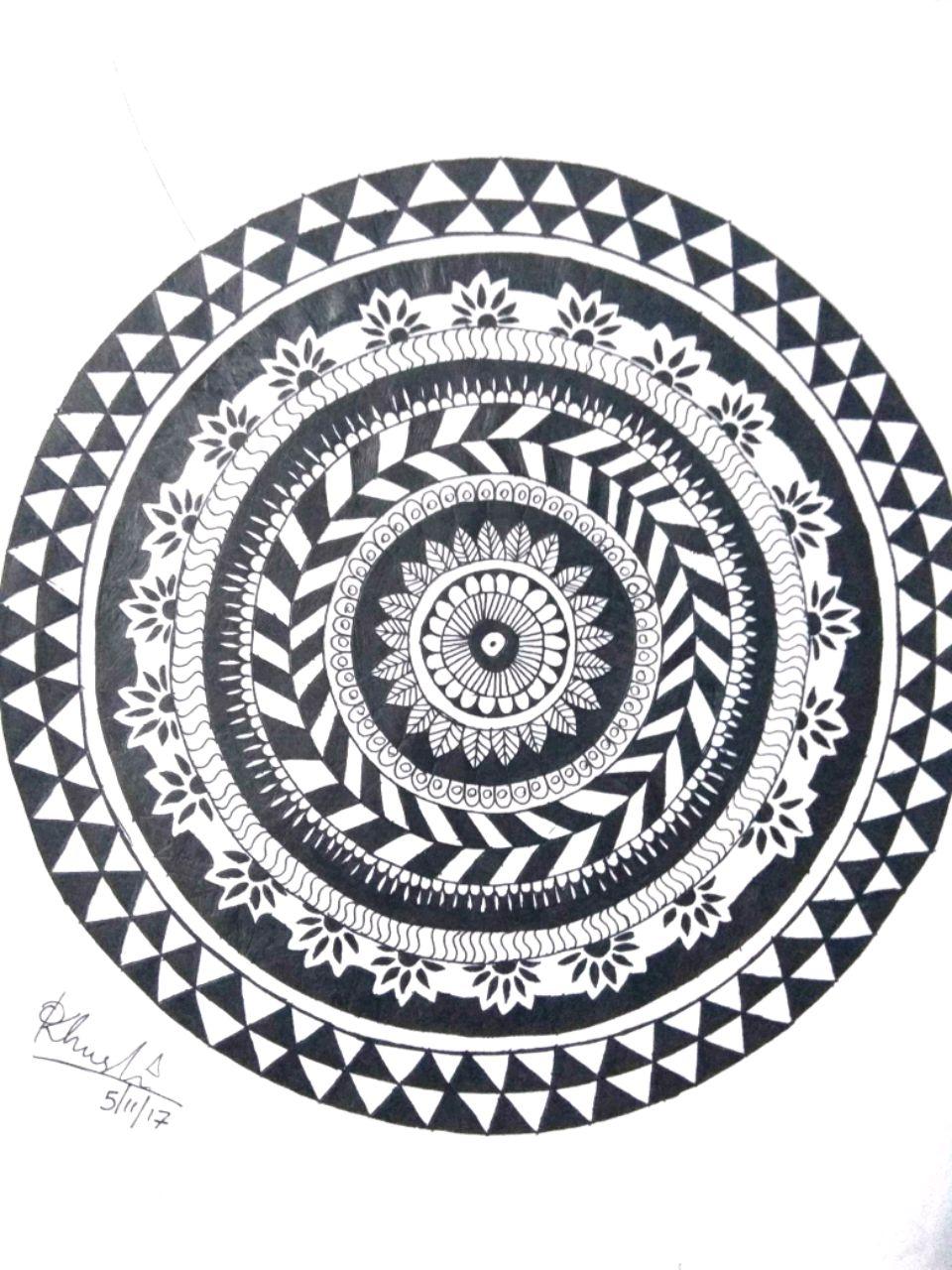 mandala #mandalaart #mandalapassion #mandaladesign #art