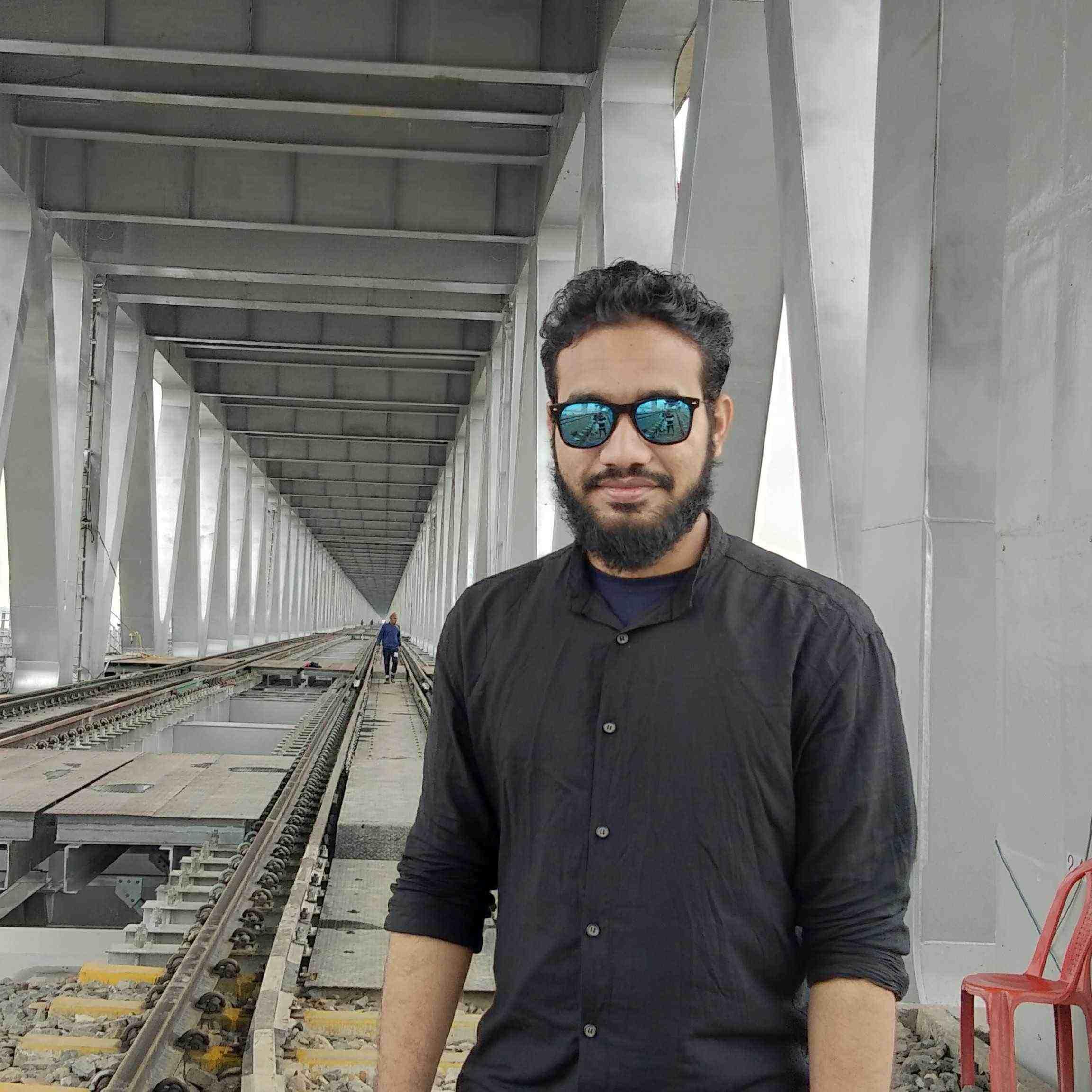 AK Bahauddin Student, Dibrugarh University