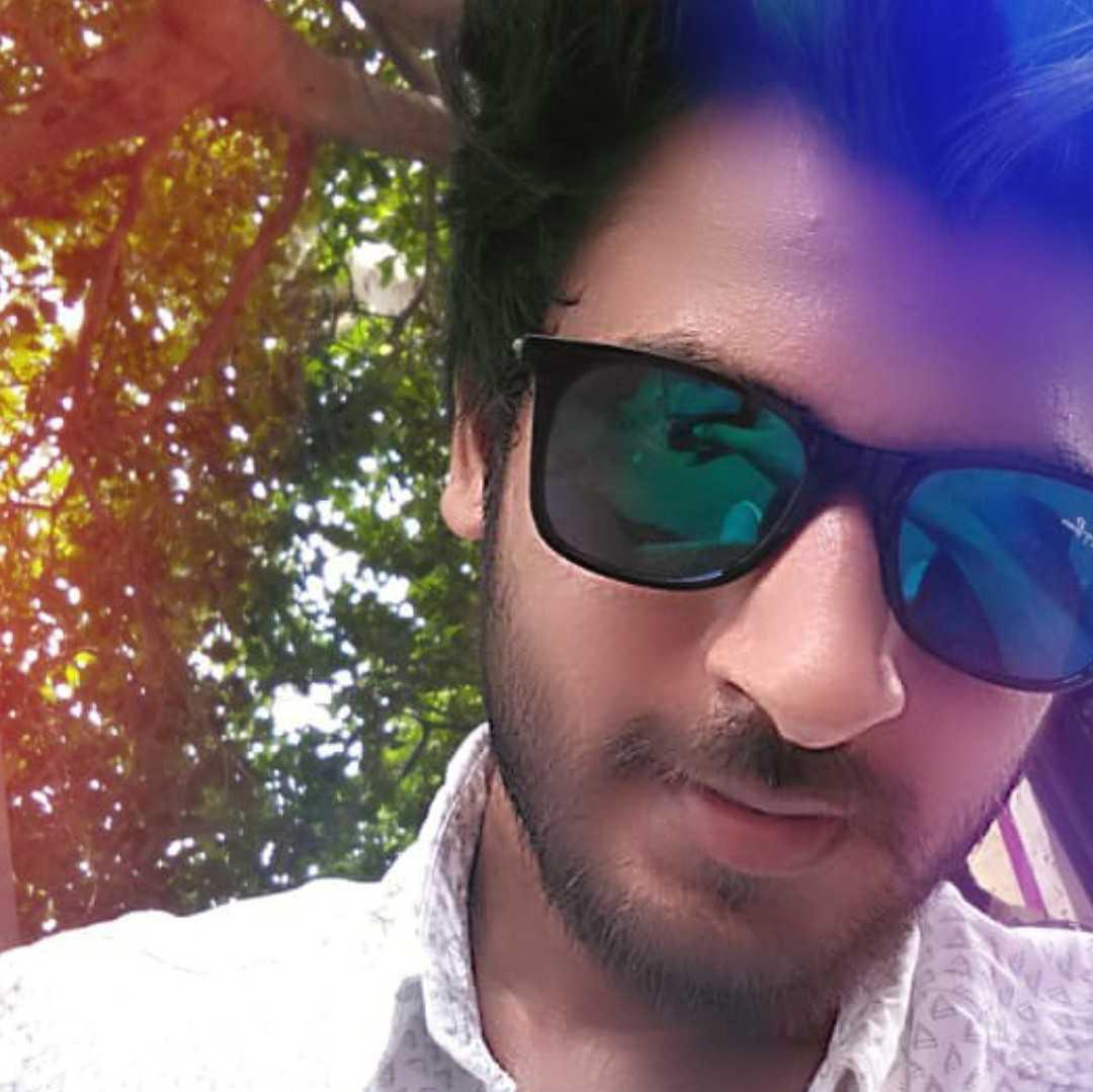 Suraj Anand Exploring myself 😎
