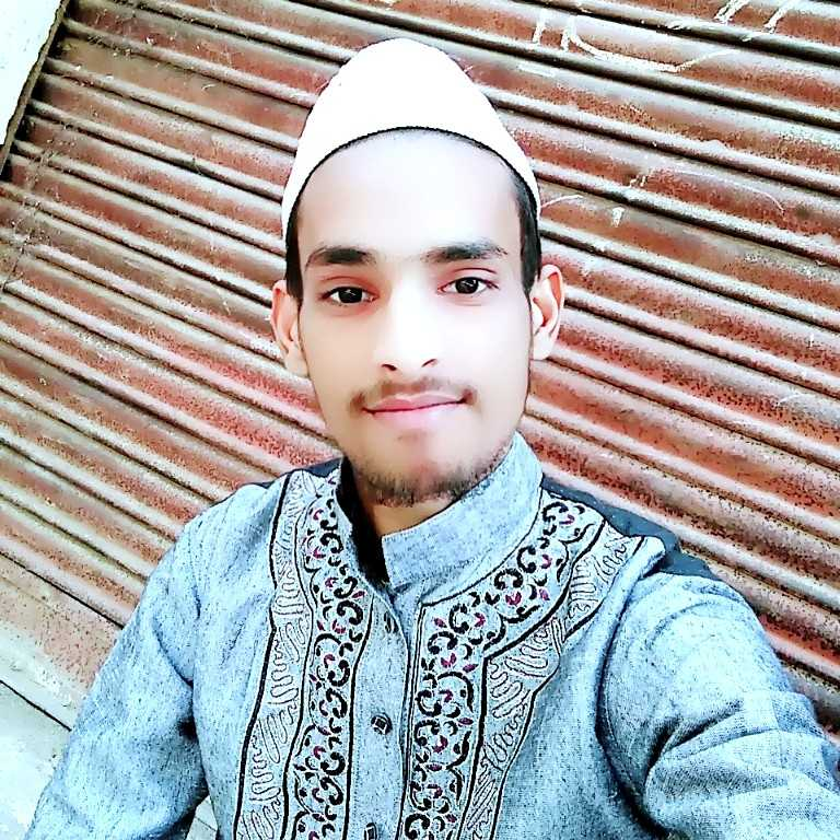 Ahmad Hussain I want to become poet