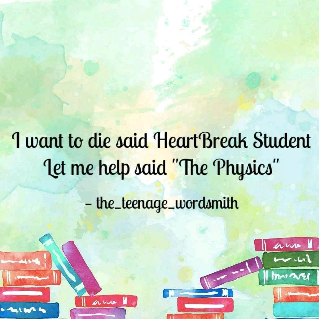 Physics Exam Pressure Quotes Shayari Story Poem Jokes Meme