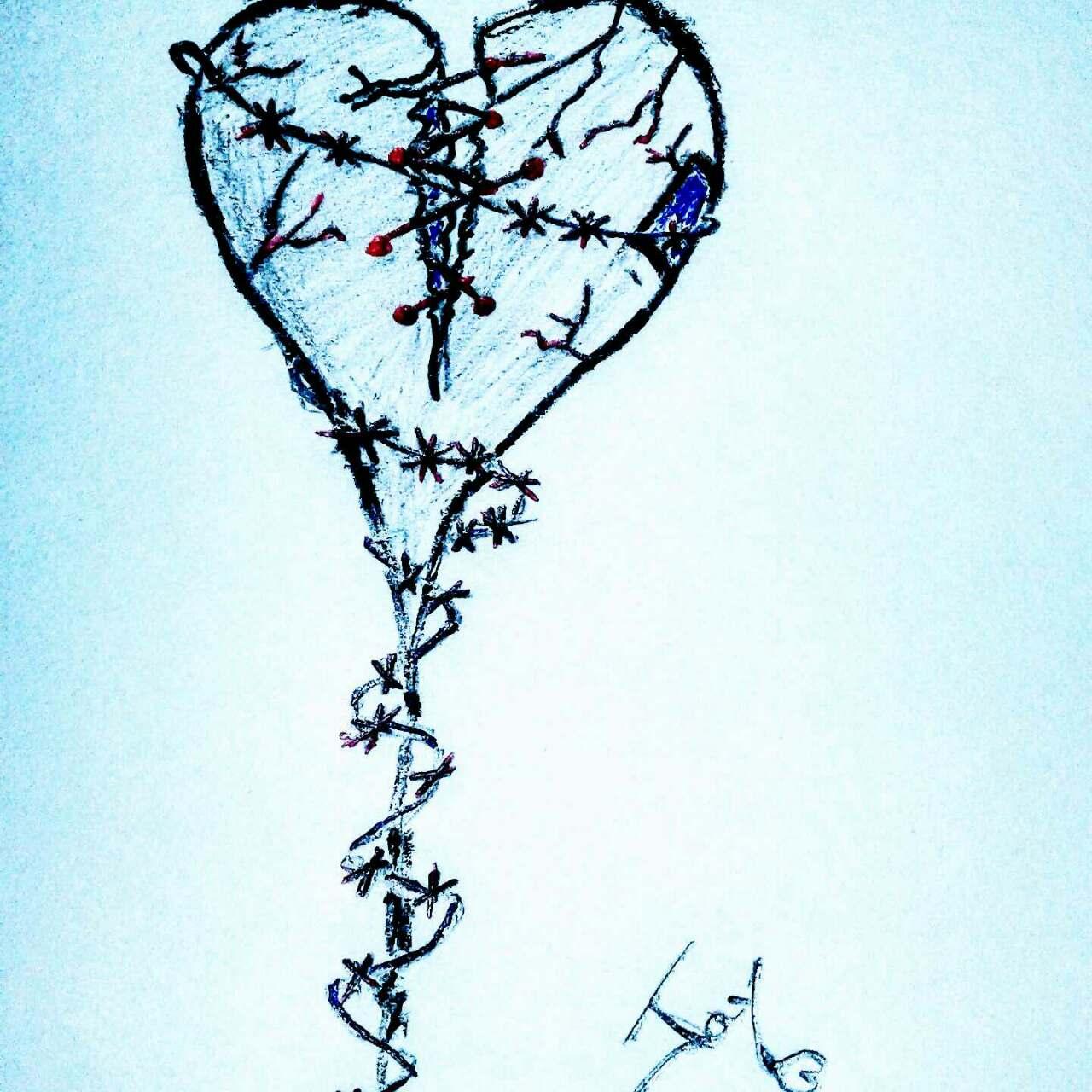 Broken Heart Tattoo Quotes Shayari Story Poem Jokes Memes O