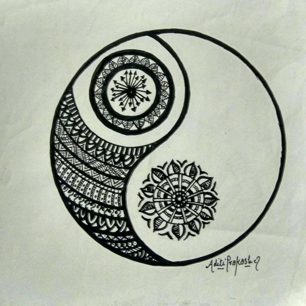 Nojoto #mandala art   Quotes, Shayari, Story, Poem, Jokes