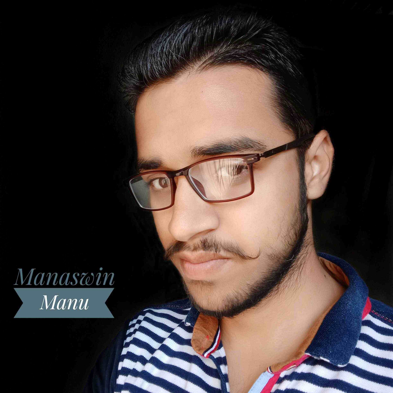 """Manaswin Manu """"पथ ही मेरा अब आदि-अंत । पथ मेरा जीवन और मरण ।। पथ पर चलना, पथ पर रहना, यह मुक्ति और मेरा बंधन ।।"""""""