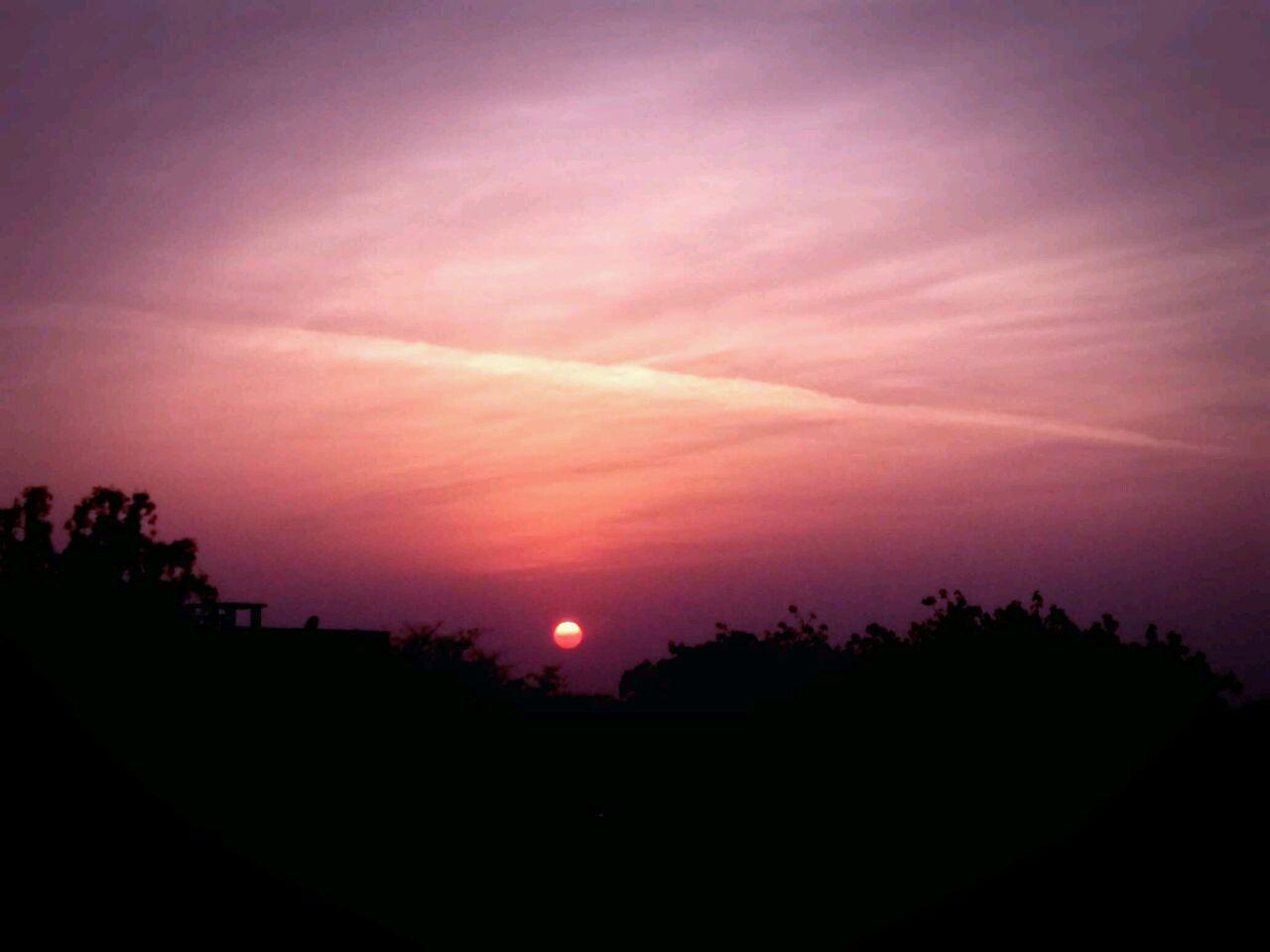 Sunset The Most Beautiful View Quotes Shayari Story Poem Jo