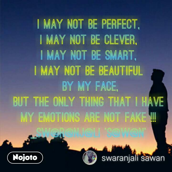 I May Not Be Perfect I May Not Be Clever I May Not Be Smart I M