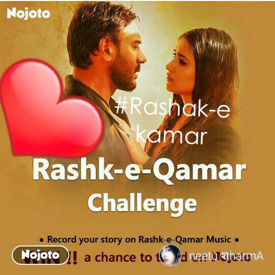 ❤ #Rashak-e kamar