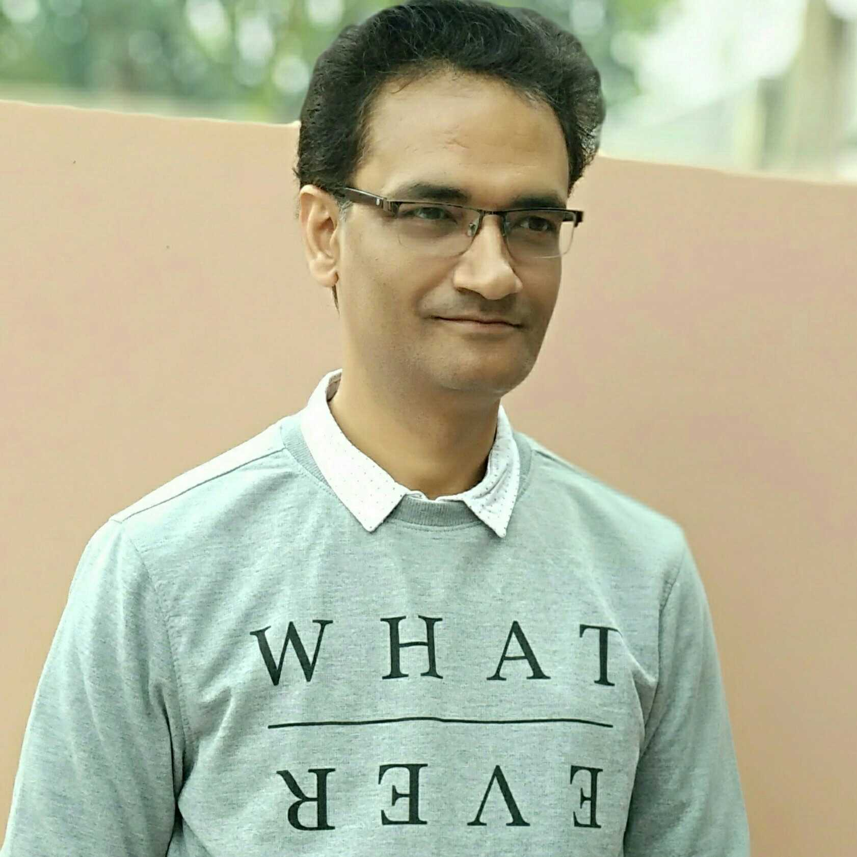 Ajay Verma A thinker turned writer, youtuber-Channel- Rhyming Heart