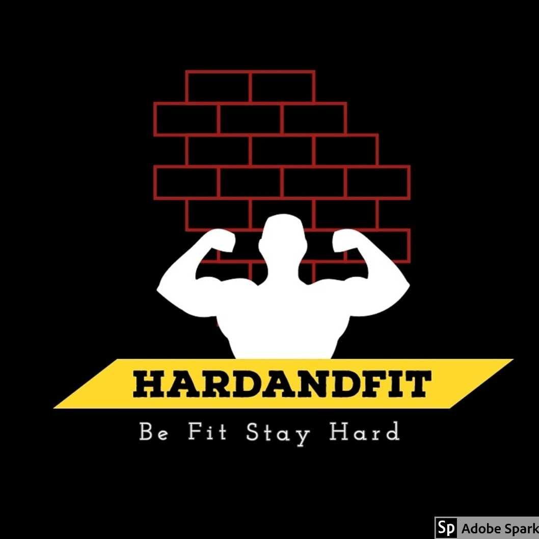 Hard & Fit⚡ | Be Fit Stay Hard