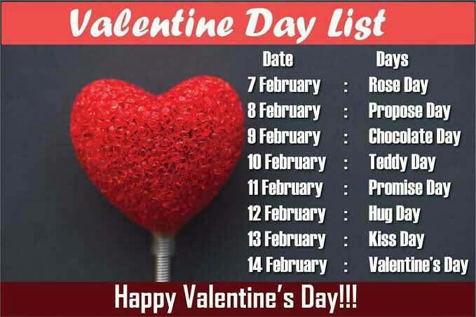 Valentines Week Quotes Shayari Story Poem Jokes Memes On Noj
