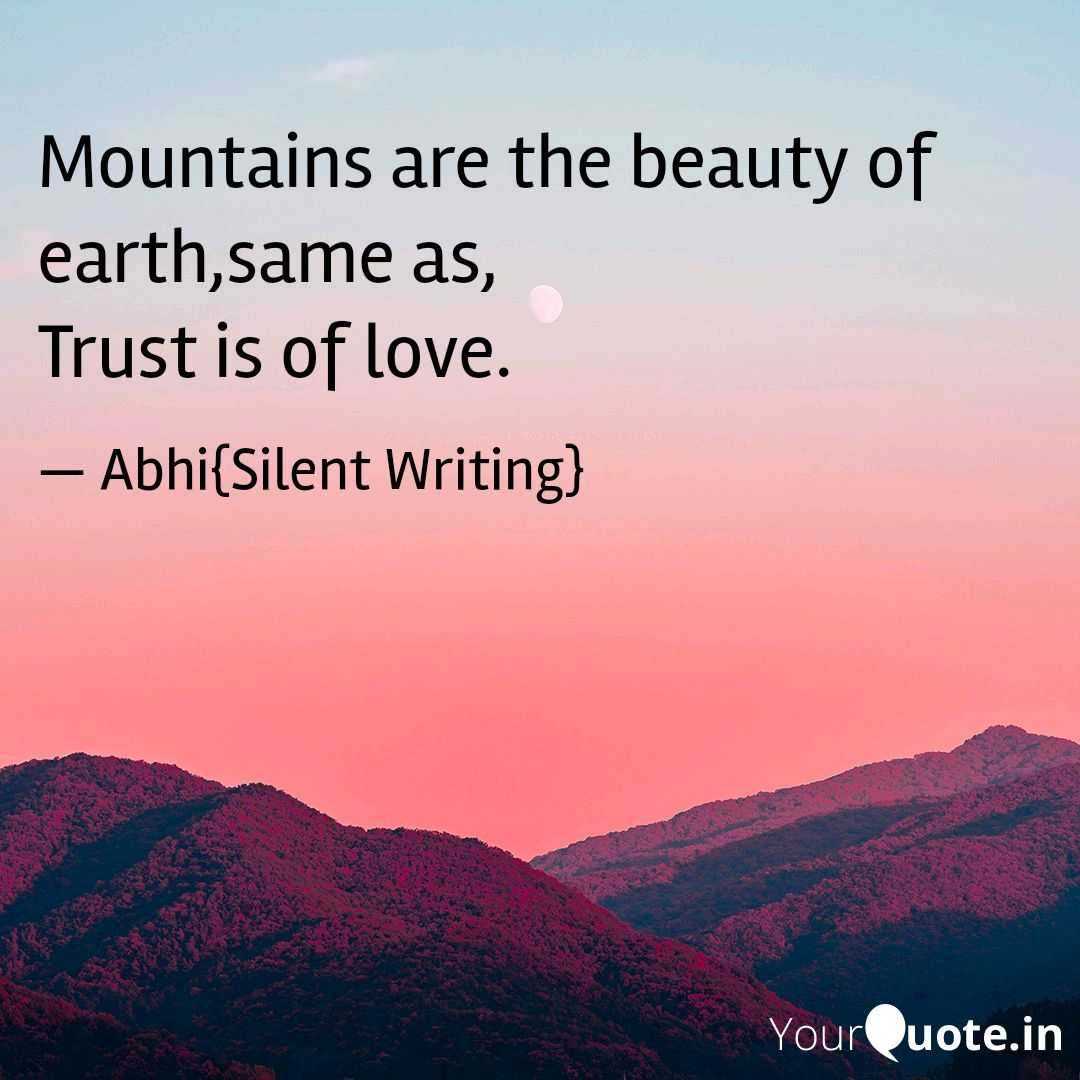 My Quote Mountains Simplyawesome Smylove Quotes Shayari