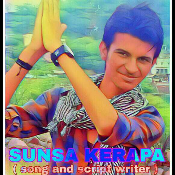 Sunsa Kerapa (SK WRITES)