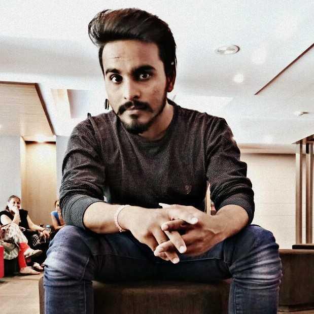 Mr.Anup Saini Dancer,Management Student,Actor,