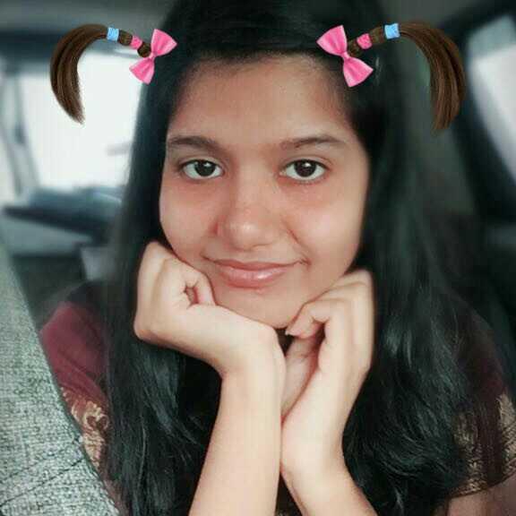 Ipsita Nath a dreamcatcher.