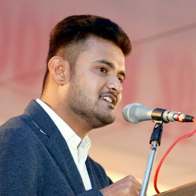 Sitam Sagar Bedbak Anchor & Poet