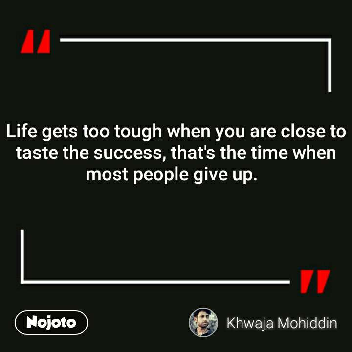 Life Success Nojotoenglish Quotes Quotes Shayari Story Poem
