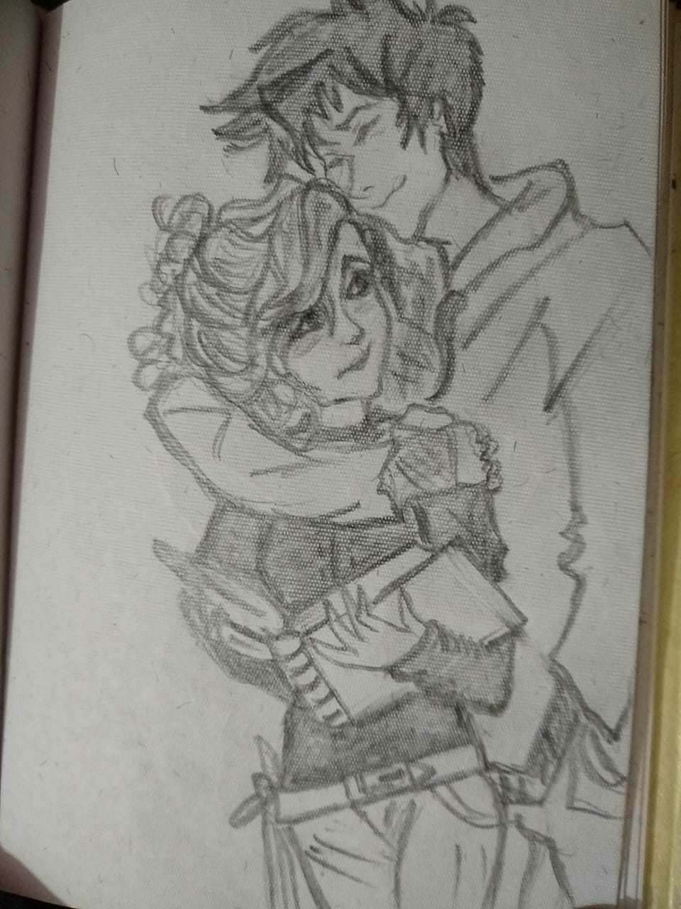 Love is love sketches sketchbook couplegoals quotes shayari s