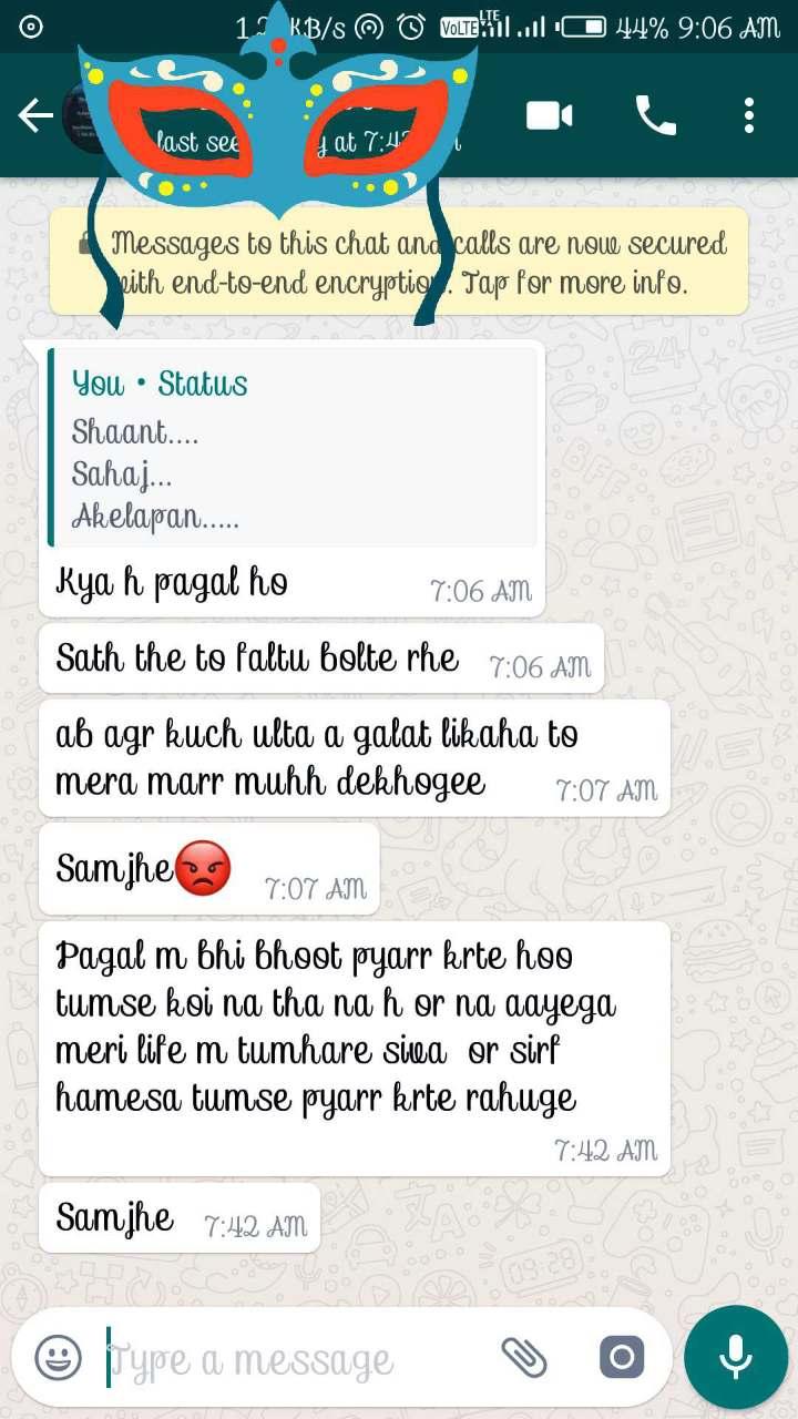 jhuti #lier #again #whatsapp #chatpost aaj ka sta | bahasa