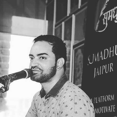 Mohd Arshad Civil Engineer turned writer | Poet | Singer | Lover